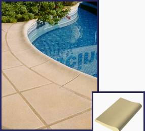 Pool Coping And Pool Coping Stones From Stock At Addstone