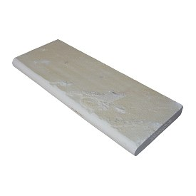 Swimming Pool Coping Stones, Cast Stone, Natural, Porcelain