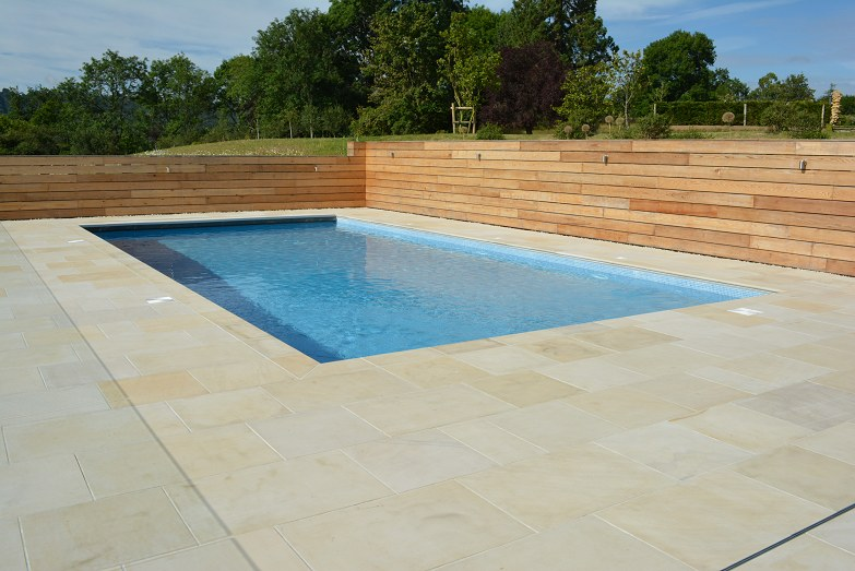 Pool Coping and Paving Calmsden