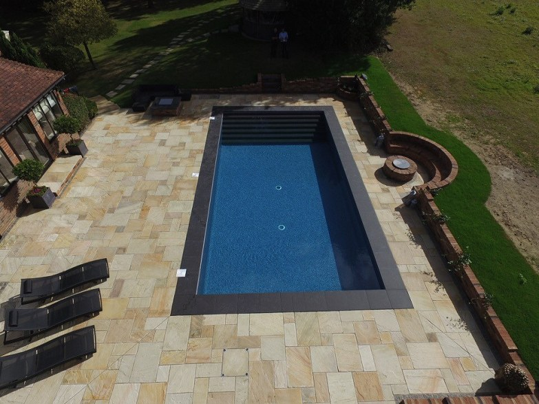Pool Coping Stratton
